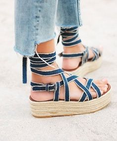 27 Ridiculously Cute Platforms You Can Wear All Day Long