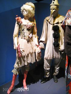 Wonderful costumes by Monique Prudhomme for The Imaginarium of Dr Parnassus.