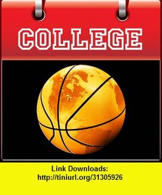 Live College Basketball Calendar - iCollegeBB Basketball Schedule, iphone, ipad, ipod touch, itouch, itunes, appstore, torrent, downloads, rapidshare, megaupload, fileserve