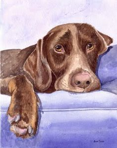 Anne Sainz - Hunterdon Watercolor Society Web Site