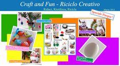 Ebook Riciclo Creativo speciale Pasqua - CraftandFun