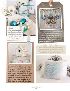 Press Pass Eye Candy...Better Homes And Gardens Magazines, Shabby Style, Post Road Vintage and Creating Vintage Charm!