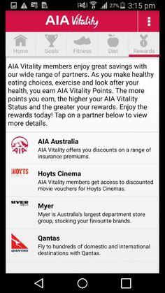 AIA Vitality Australia
