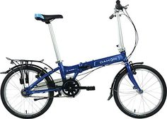 "Dahon Vitesse i7 20"" Folding Bike, Navy ** Check this awesome product by going to the link at the image."