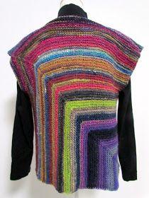 Melody Johnson: For the Love of Yarn Knitting Patterns Free, Knit Patterns, Free Knitting, Cable Knitting, Knitting Yarn, Couture Sewing, Knit Vest, Pullover, Diy Crochet