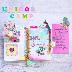 Let's go to Unicorn Camp