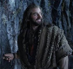 Thorin<<This is a behind the scenes. I YouTube it all the time. He gets the key stuck!!