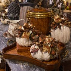 Unique Fall Home Decor