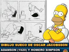 Viral: ¿Plagio en Los Simpson?