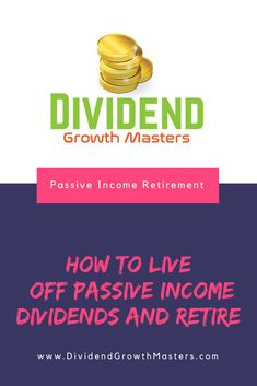 The Ultimate Dividend Investing Course. Learn how to reach passive income retirement by investing in dividend stocks. You'll learn: How to build a diversified dividend portfolio from scratch. My patented 9 factor check list to picking the best div Stock Market Investing, Investing In Stocks, Investing Money, Investing For Retirement, Early Retirement, Retirement Planning, Financial Planning, How To Buil, Dividend Investing