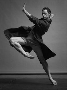 danse contemporaine, danse et théatre