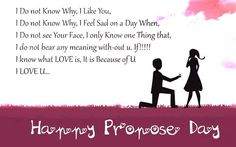 happy propose day 2017 quotes for girlfriend    #proposeday