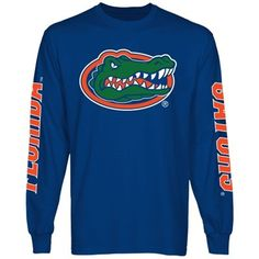 Buy Florida Gators Back To Basics Long Sleeve T-Shirt - Royal Blue from the Official Store of the University of Florida Gators. Gators fans buy Florida Gators Back To Basics Long Sleeve T-Shirt - Royal Blue. Florida Gators T Shirt, Cheer Coaches, University Of Florida, Back To Basics, Royal Blue, Long Sleeve Shirts, Cute Outfits, Coaching, Mens Tops