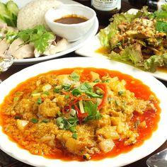 新御徒町-いなかむら(タイ料理)