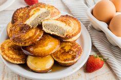 Keto Pancakes Pies Recipe - KetoFocus