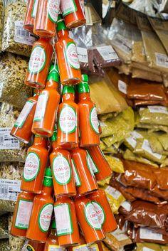 Salsa Picante, market, Sao Paulo, Brazil. Photo: joshua alan davis, via Flickr