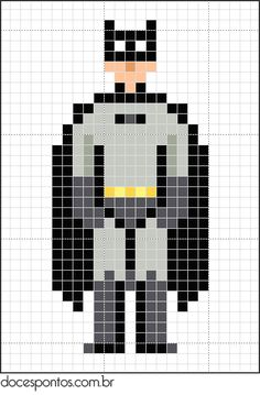 Batman / hama perler beads