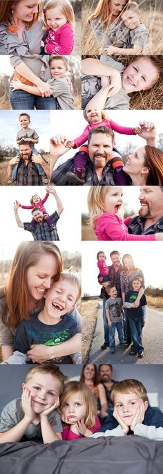love this family session