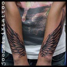 Tatuagens de asas! » Marca da Alma