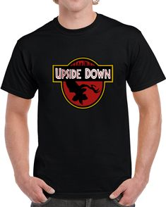 Upside Down Park  T Shirt