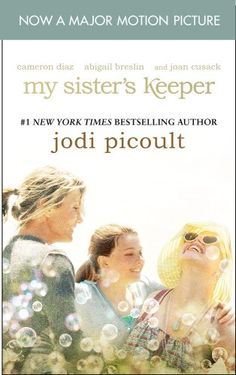 My Sister's Keeper by New York Times bestselling author Jodi Picoult, now available from Thrift Books for only $3.97