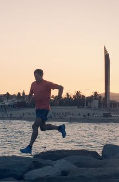 Run beautiful Barcelona. This video is a reminder why we love running!