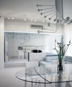 Having an indoor fountain can not only improve your mind and body. It can also help reduce anxiety and stress in the following ways. Living Room Wall Designs, Wall Unit Designs, Interior Design Living Room, Tabletop Water Fountain, Indoor Water Fountains, Indoor Fountain, Living Room Cabinets, Living Room Tv, Tv Cabinets
