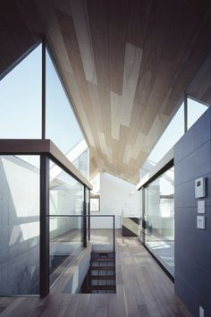 Tokyo, Japan, Neut House by APOLLO Architects & Associates