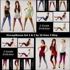 19 Sims 3 Blog