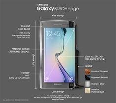 Samsung Galaxy Edge!