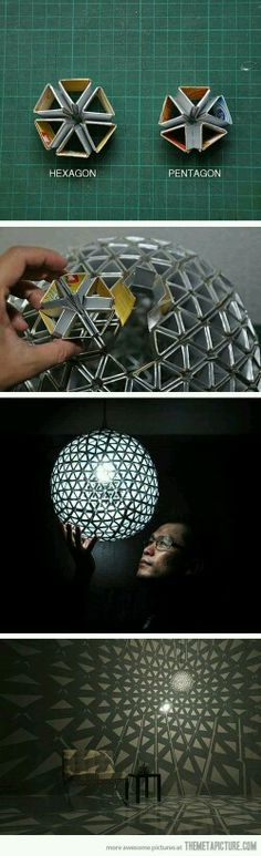 Paper lighting