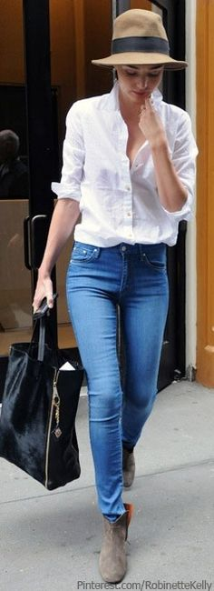 Street Style | Miranda Kerr