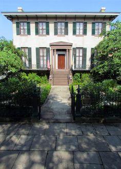 Andrew Low House, Savannah, Georgia  http://www.andrewlowhouse.com