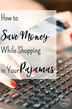 How to Save Money Online shopping.  Shopping online has actually saved us quite a bit of money. Life is so much easier and more convenient for this mom of 4. It also allows me to compare prices easily. Plus I'm saving gas money!  Here is my guide to online shopping.