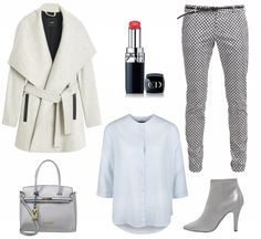 #Herbstoutfit Light ♥ #outfit #Damenoutfit #outfitdestages #dresslove