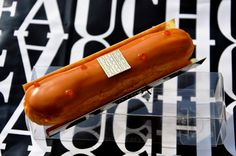 Journey through the Pastries of Paris — Part 1 Caramel Eclair aus Fauchon Eclairs, Tasty Pastry, French Patisserie, Baking Classes, Artisan Cheese, French Pastries, Cake Shop, French Food, Chocolate Flavors