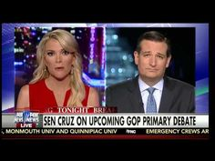 """Condescendingly Self-Important Megyn Kelly Interviews Ted Cruz – Can you spot the """"tells""""?… 
