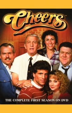 """Cheers  """"Where everybody knows your name"""". Cheers went from one of the lowest rated shows during its first season, to the number 1 show on TV a couple years later. Diane Chambers or Rebecca Howe, Coach or Woody - the quality remained throughout cast changes,"""