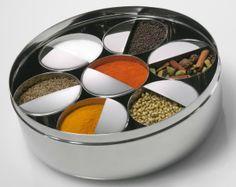 The Spice Tiffin (Masala Dabba)