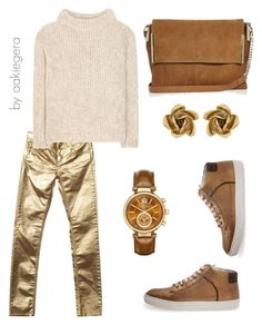 """""""Love weekends"""" by aakiegera on Polyvore featuring мода, Faith Connexion, Tom Ford, Michael Kors, Oscar de la Renta и River Island"""