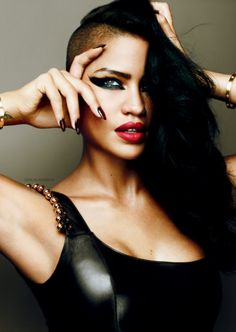 Cassie Ventura - So hot! Love the haircut <3