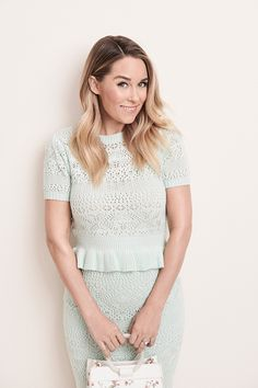 Lauren Conrad wearing the LC Lauren Conrad Collection from Kohl'sYou can find Lauren conrad and more on our website.Lauren Conrad wearing the LC Lauren Conrad Collection from Kohl's Unique Outfits, Stylish Outfits, Beautiful Outfits, Lauren Conrad Collection, Lauren Conrad Hair, Girl Outfits, Fashion Outfits, Fashion Ideas, Golf Fashion