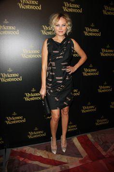 Celeb fashionistas hit the Vivienne Westwood opening