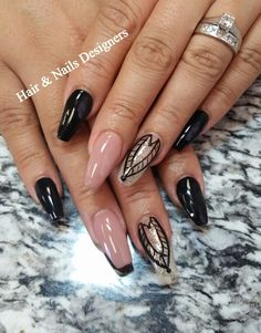 Coffin nails hair nails designers pinterest coffin nails coffin nails prinsesfo Image collections
