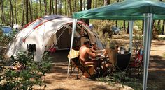 Campgrounds ohio nudist