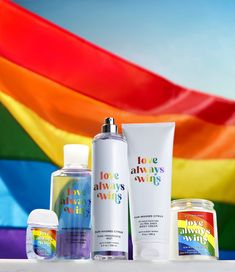 Love Always Wins! Love Always Wins, Fragrance Mist, Lets Celebrate, Bath And Body Works, Body Care, Lgbt, It Works, Skincare, Candles