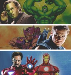 Avengers: Comic to Movie Part 2
