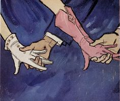 more hand holding by Millie Motts, via Flickr
