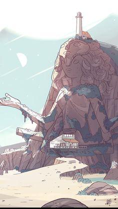 Steven's Universe background