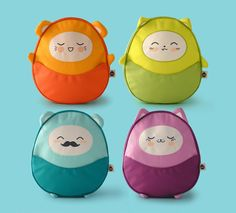 Holy adorable! Milkdot's new Mini Kawaii Backpacks for preschool | back to school 2015